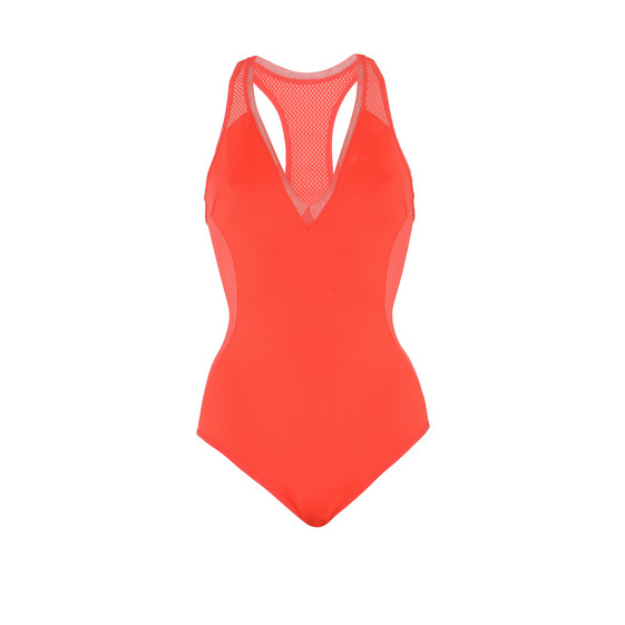 Red Classic Swimsuit