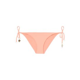 STELLA McCARTNEY Bikinis D Faded Coral Tie Side Bikini Bottoms f