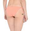 STELLA McCARTNEY Faded Coral Tie Side Bikini Bottoms Bikinis D e