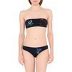 STELLA McCARTNEY Botanical Embroidered Bandeau Bikini Top Bikinis D r