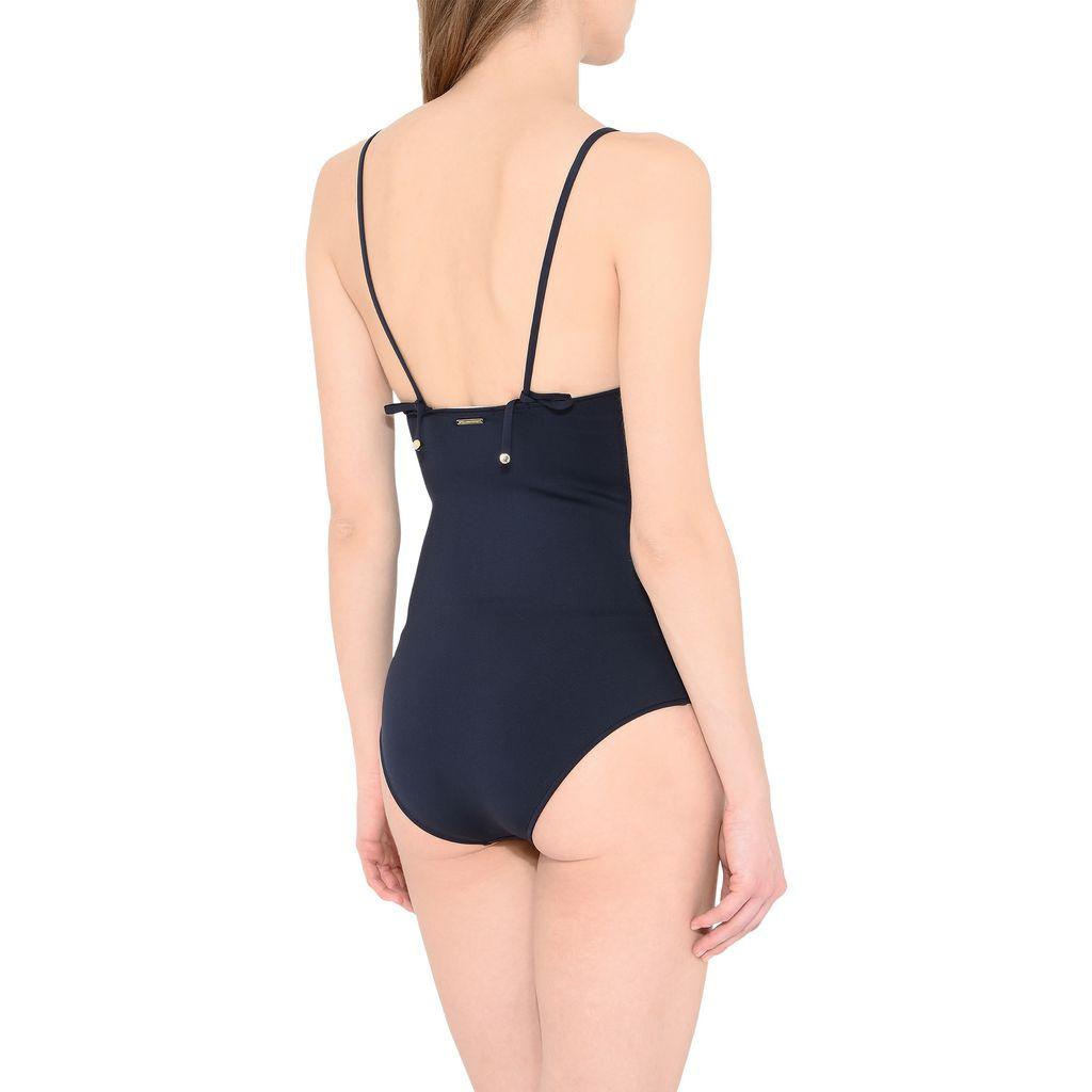 Botanical Embroidered Swimsuit - STELLA MCCARTNEY