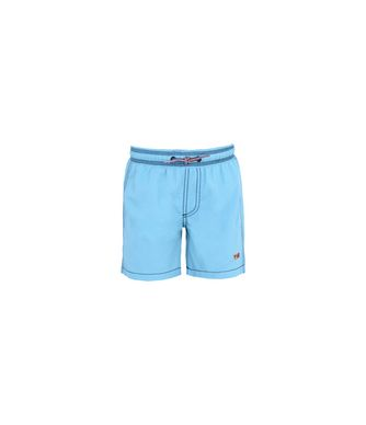 NAPAPIJRI K VILLA JUNIOR KID SWIMMING TRUNKS,TURQUOISE