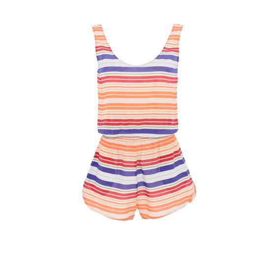 Stripe Print All-in-One