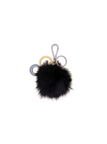 Marni Pendant in fur Woman