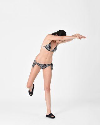 ISABEL MARANT ÉTOILE BIKINI TOP Woman SHAYLA bikini top r