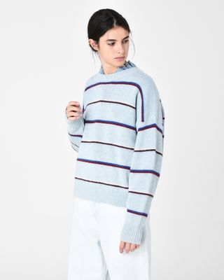 GATLIN striped jumper