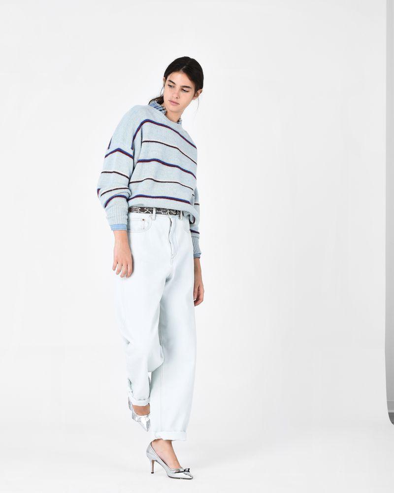 GATLIN striped jumper ISABEL MARANT ÉTOILE