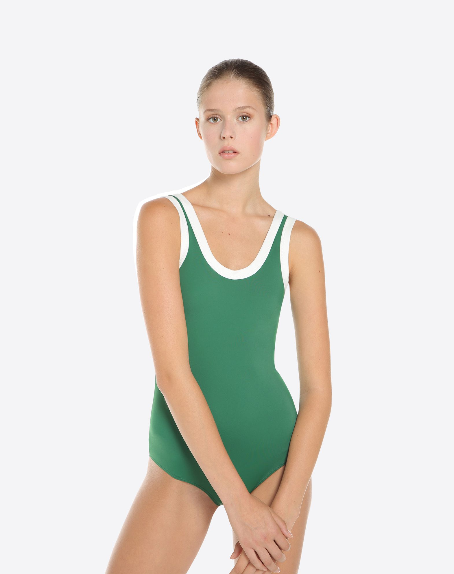 VALENTINO Lycra swimsuit Beachwear D a