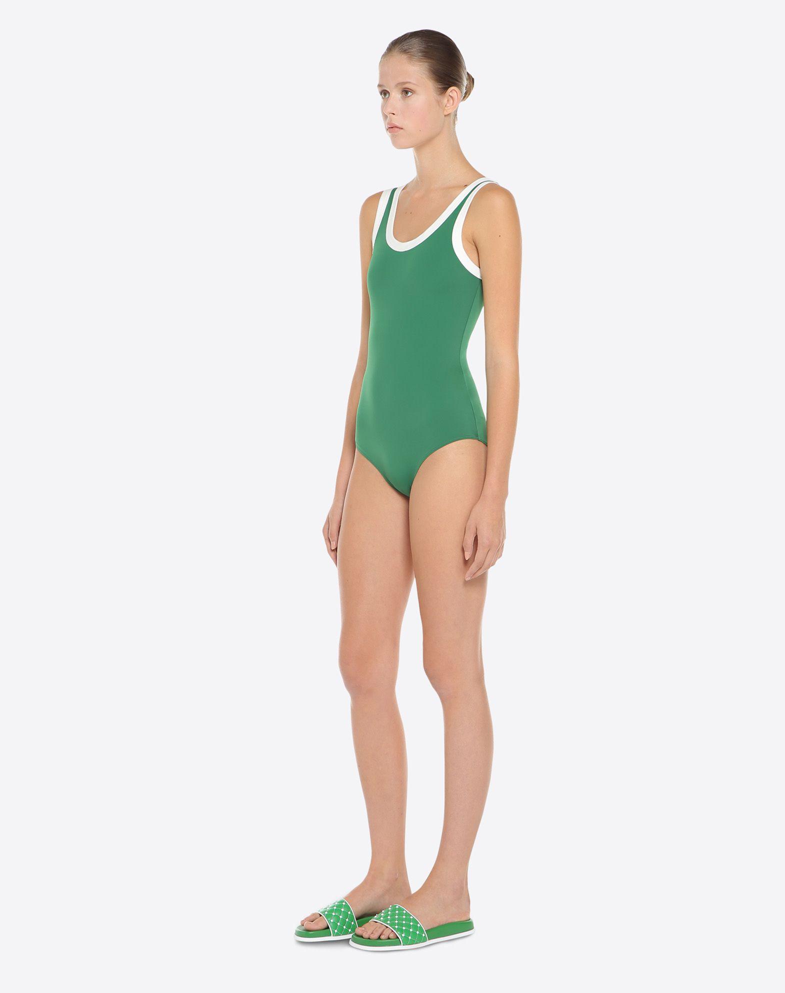 VALENTINO Lycra swimsuit Beachwear D d