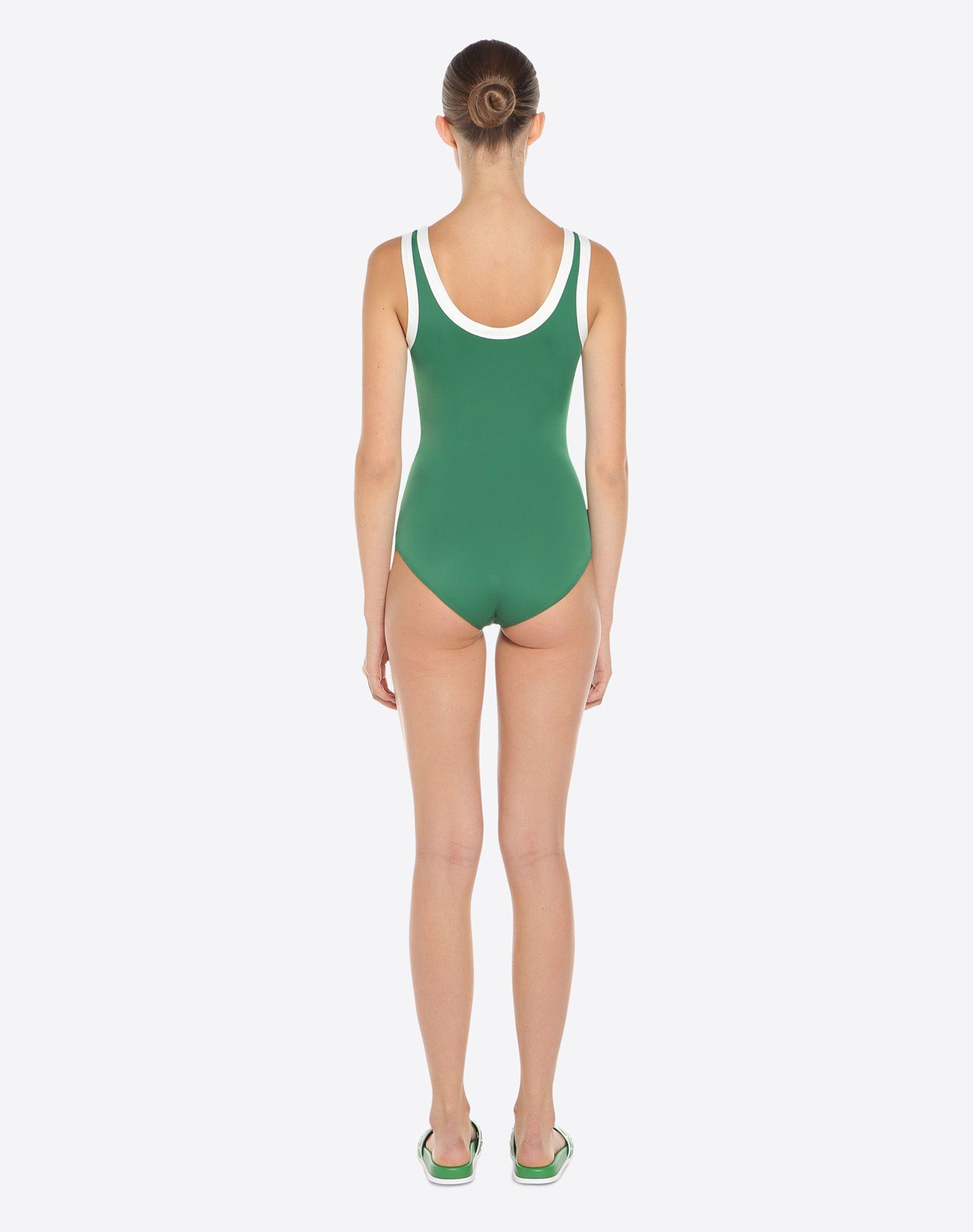 VALENTINO Lycra swimsuit Beachwear D e