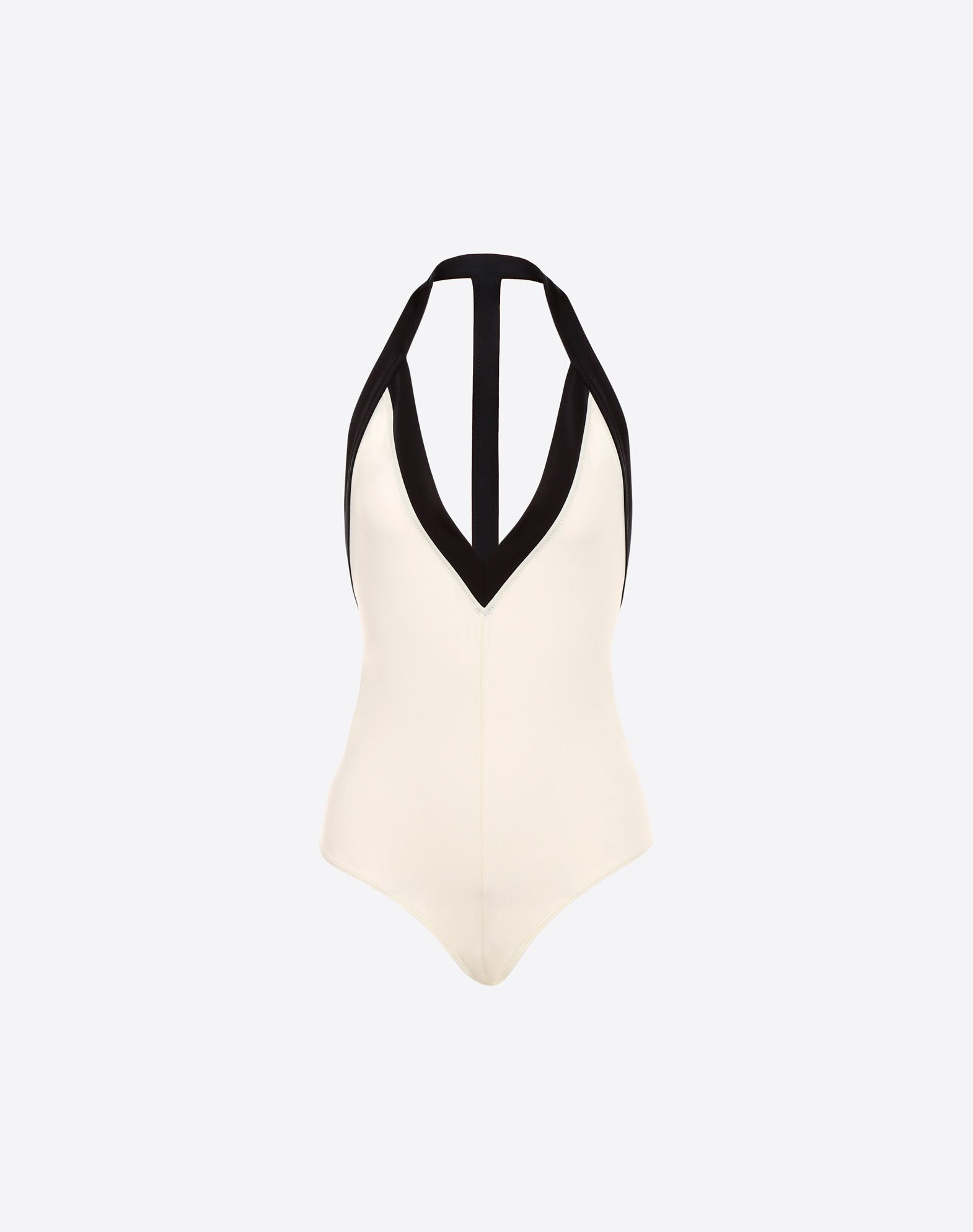 VALENTINO Synthetic jersey Two-tone Semi-lined  47210348oo