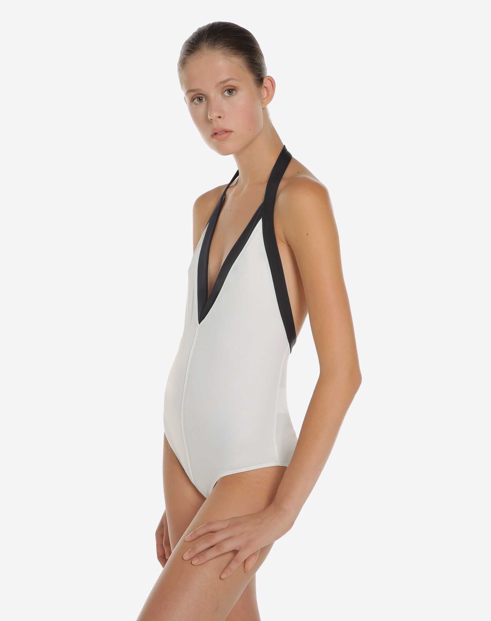VALENTINO Lycra Swimming Costume Beachwear D a
