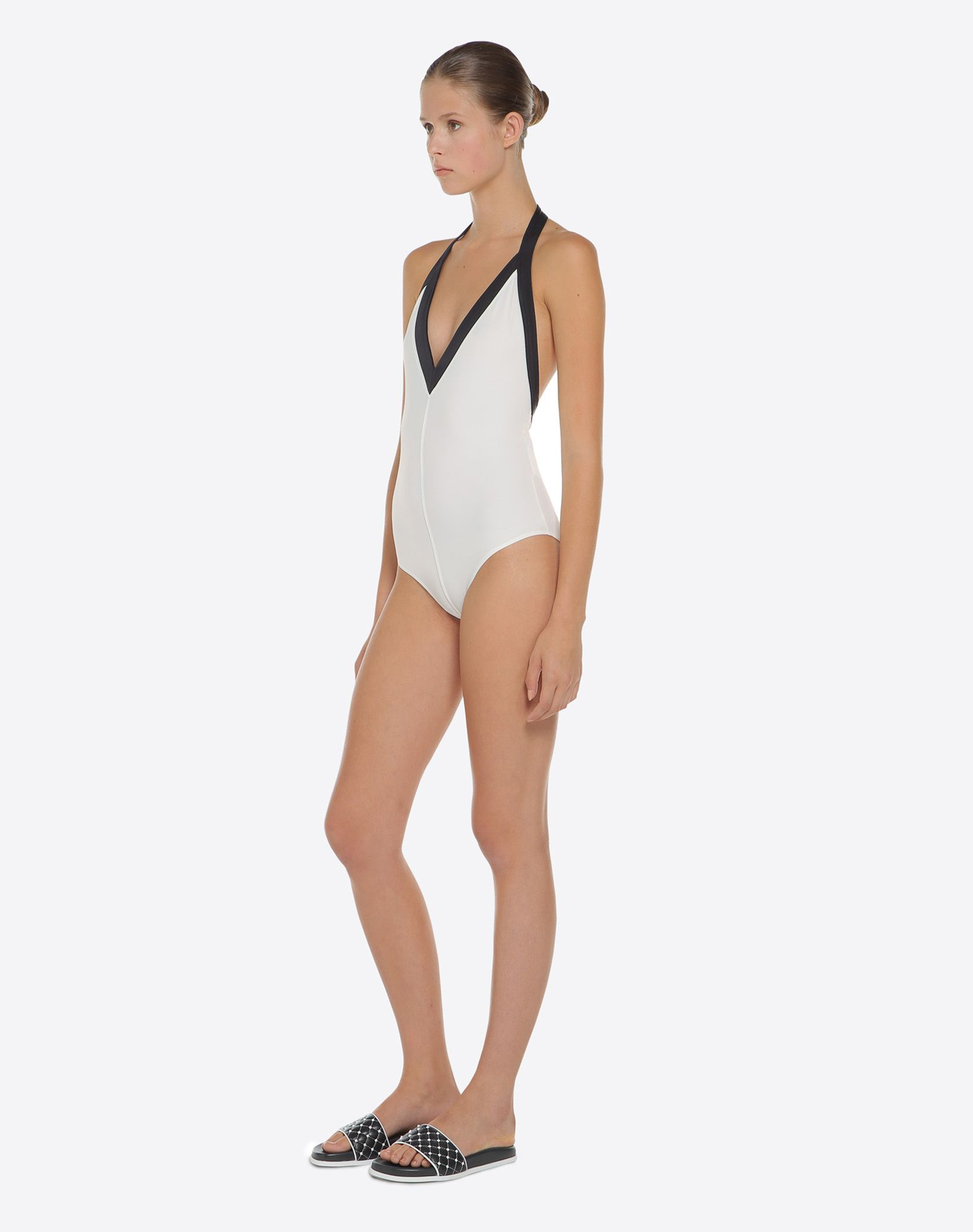 VALENTINO Lycra Swimming Costume Beachwear D d