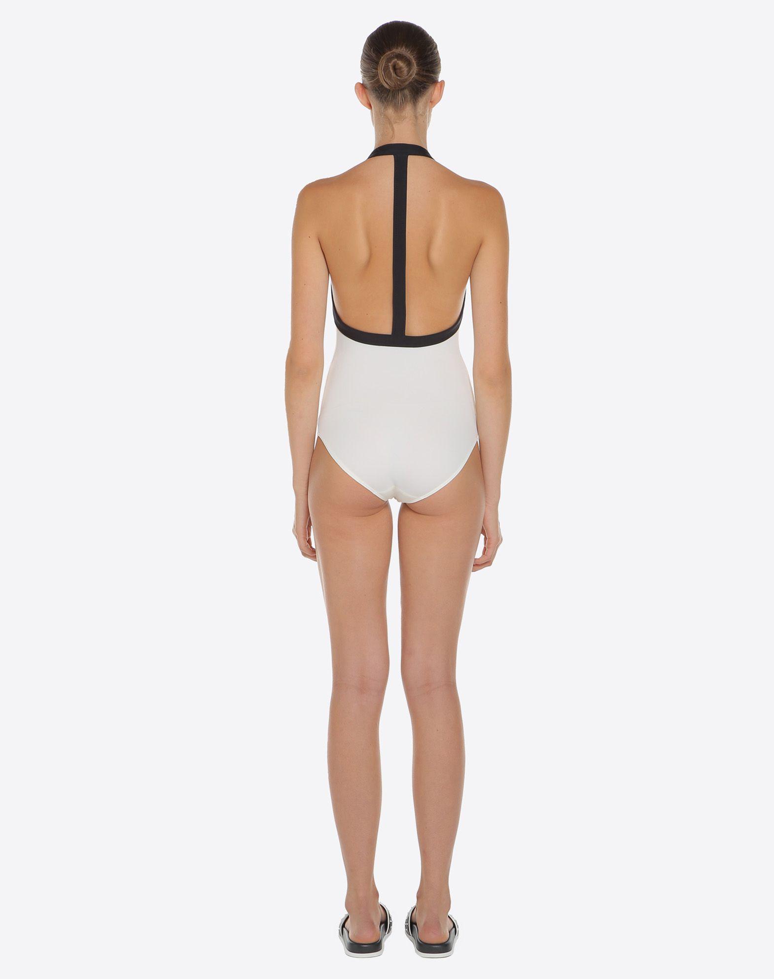 VALENTINO Lycra Swimming Costume Beachwear D e