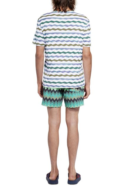 MISSONI MARE Swimming trunk Man b