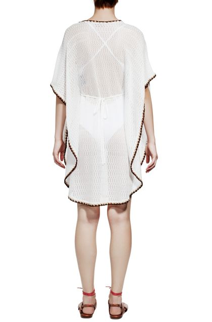 MISSONI MARE Kaftan White Woman - Front