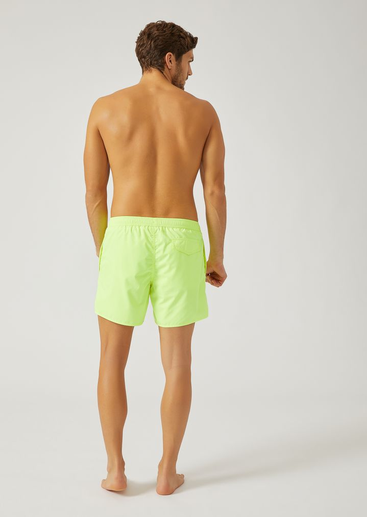 affb731157 TECHNICAL SWIM SHORTS | Man | Ea7