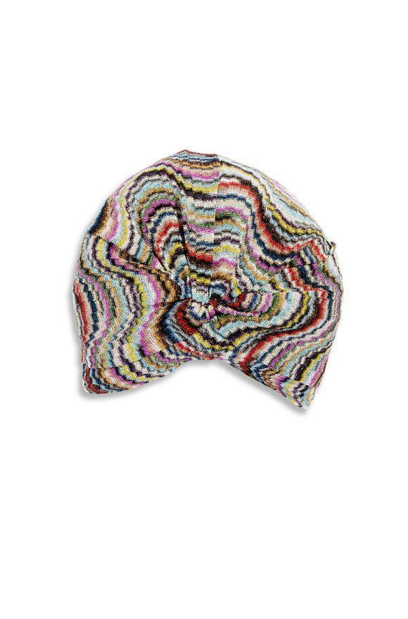 BEACHWEAR  - Beachwear turban Missoni