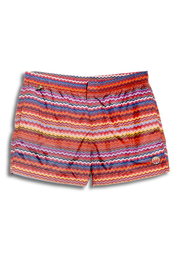 MISSONI Swimming trunk Man, Product view without model