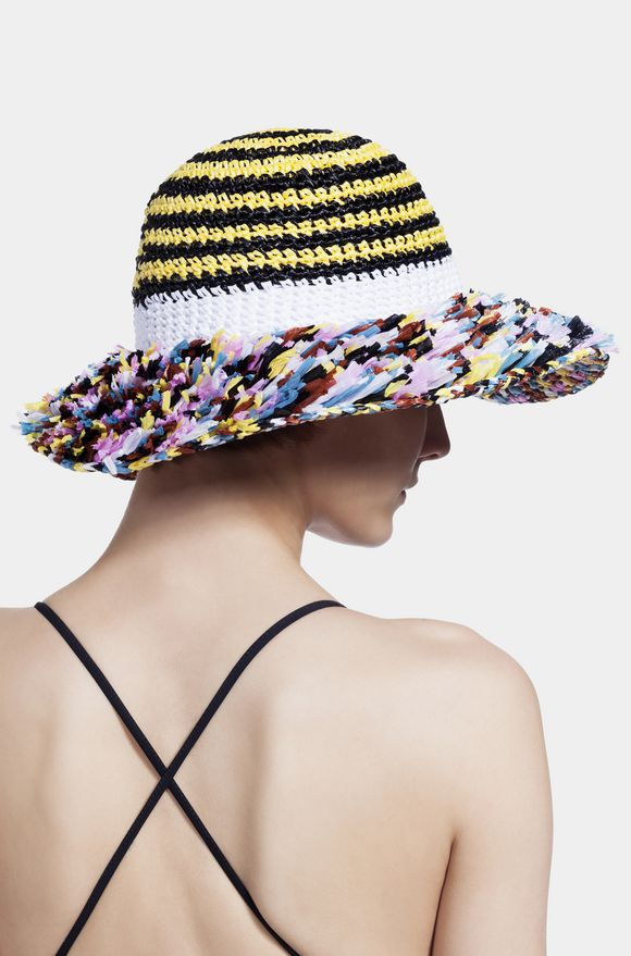 MISSONI Beach Hat Woman 09be7861865