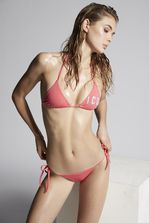 DSQUARED2 Icon Bikini Briefs Maillot deux pièces Femme