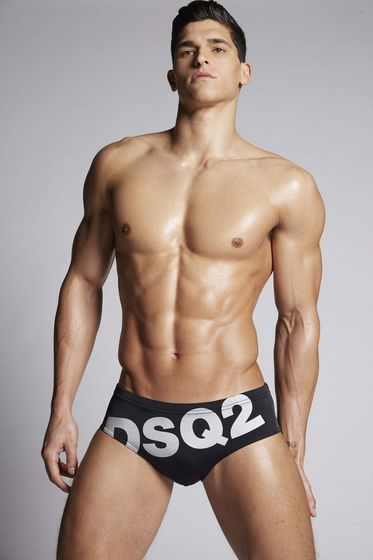 DSQUARED2 Brief trunks Man D7B331720200 m