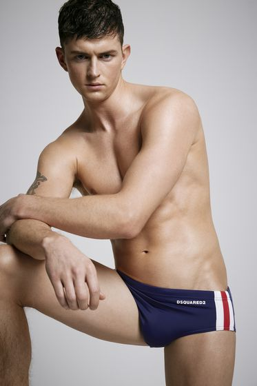 DSQUARED2 Swimming trunks Man D7B641700200 b