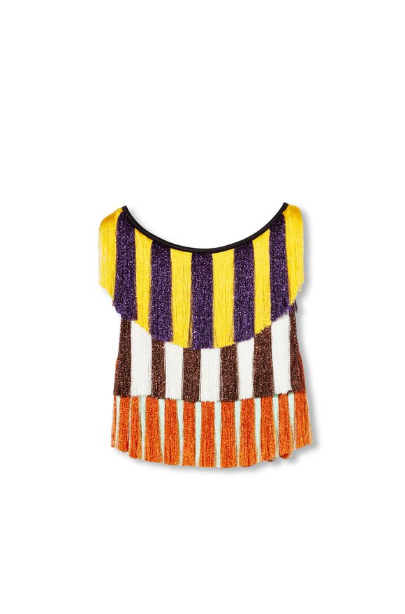 MISSONI Tank Top Black Woman