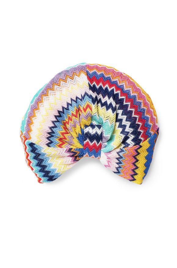 MISSONI Beachwear turban  Woman