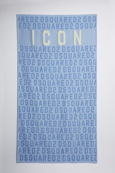 DSQUARED2 Beach towel Man D7P001930110 b