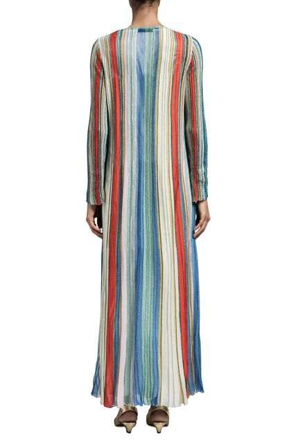 MISSONI Dress Green Woman - Front