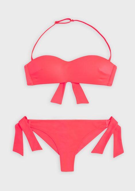 Bikini With Brazilian Slip