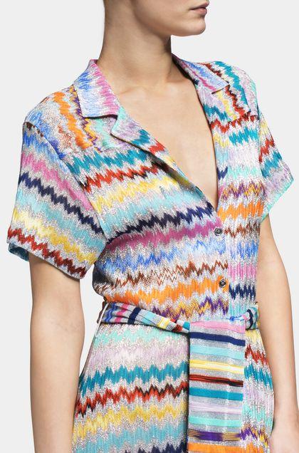 grande vendita 68f06 b1524 Copricostume Lungo Donna | Missoni.com