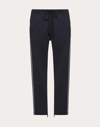 VALENTINO UOMO Pants U Camou Shuffle jersey jogging bottoms f