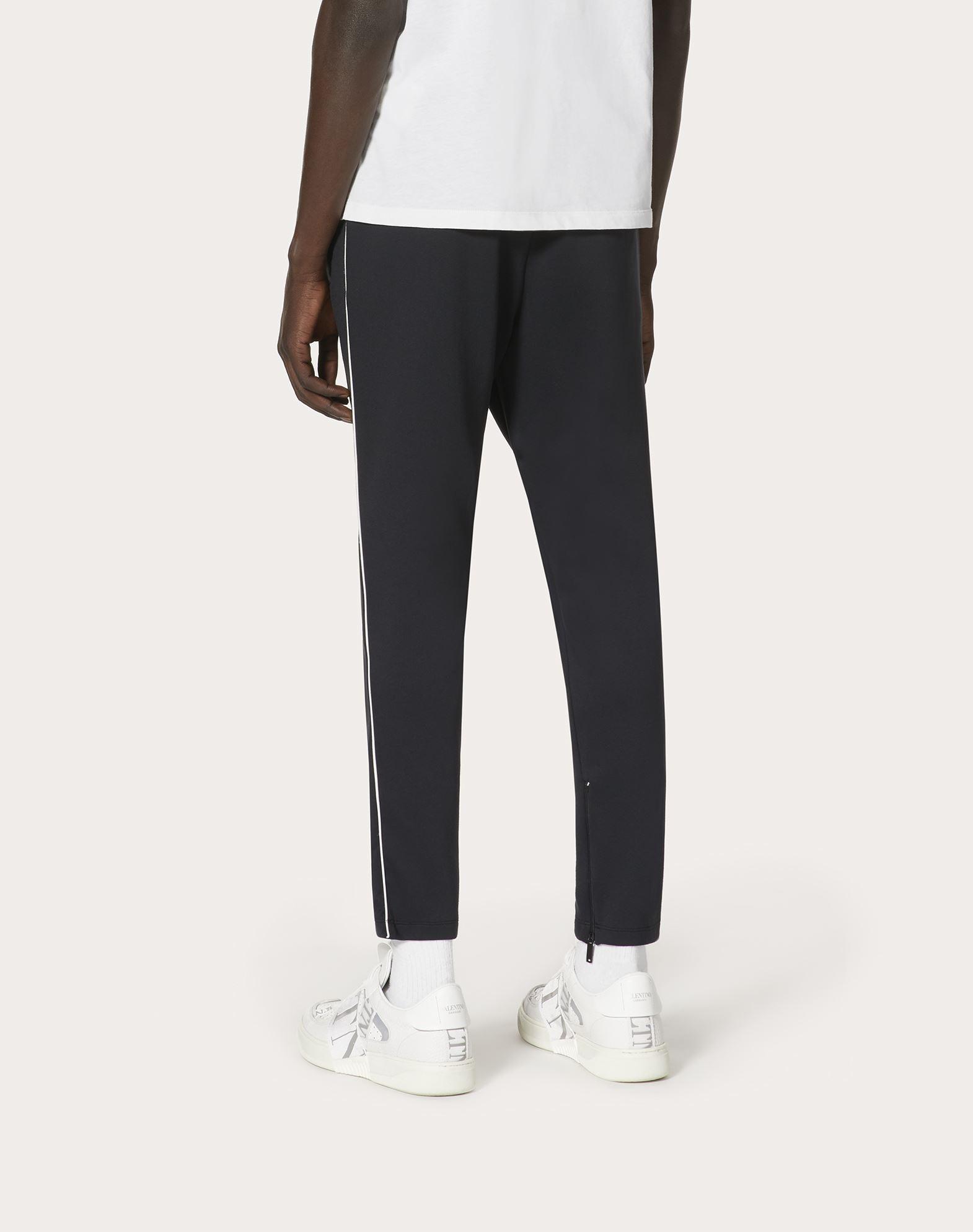 VALENTINO UOMO Pantalones jogger de punto   Pantalón U e