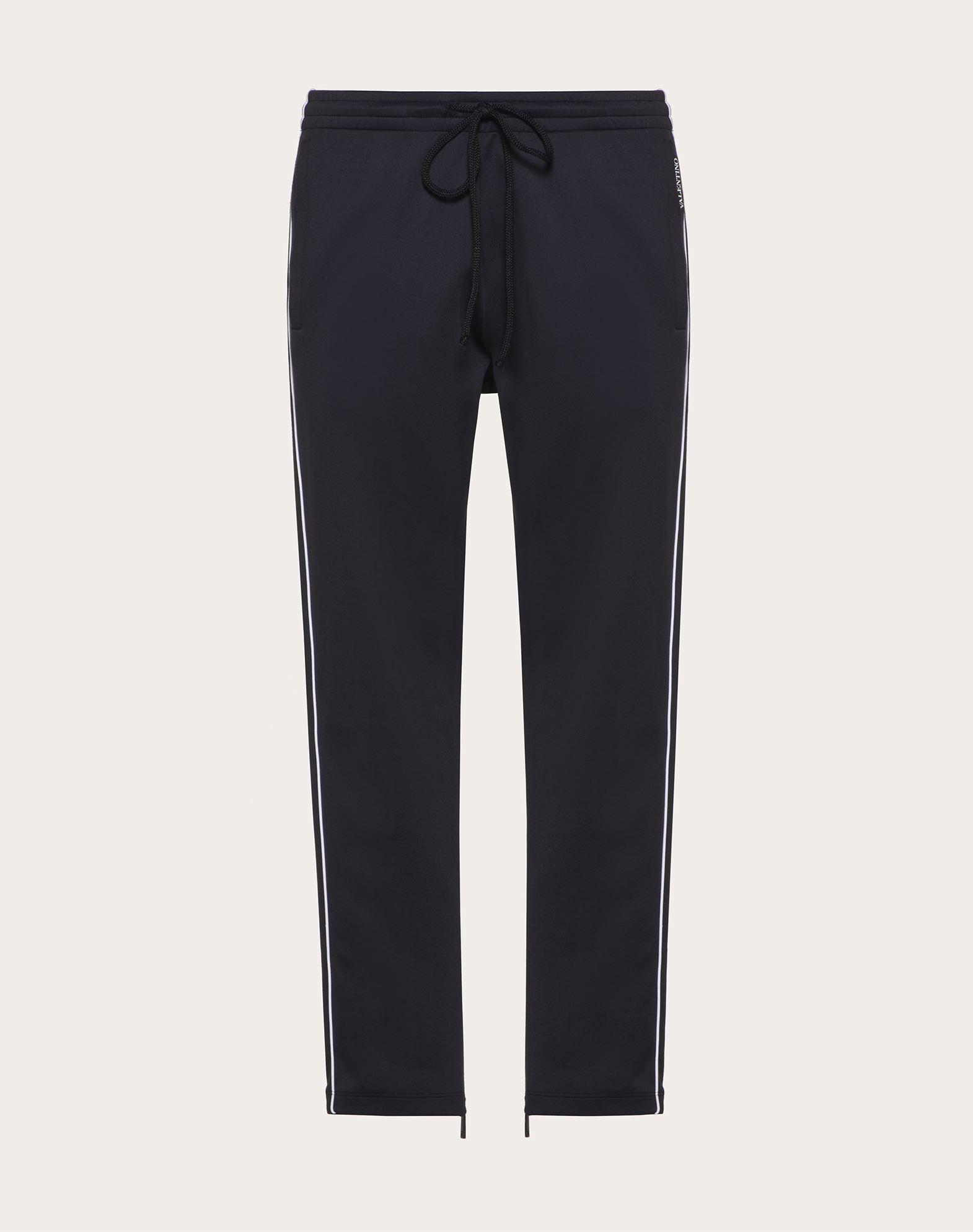 VALENTINO UOMO Jersey sweatpants   Trousers U f
