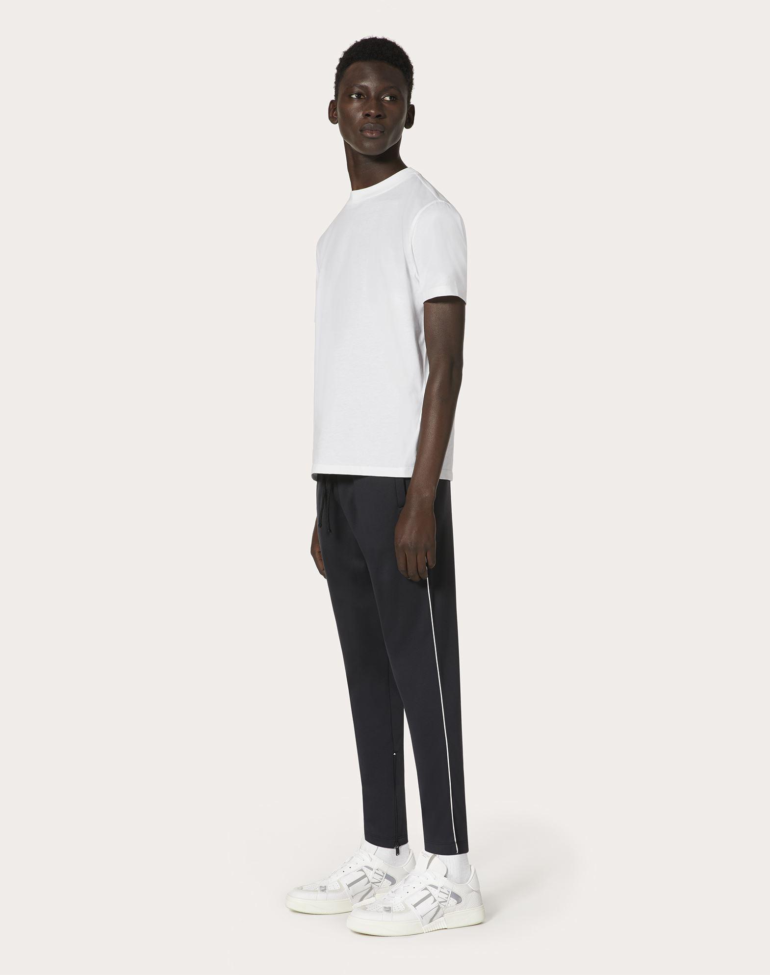 VALENTINO UOMO Pantalones jogger de punto   Pantalón U r