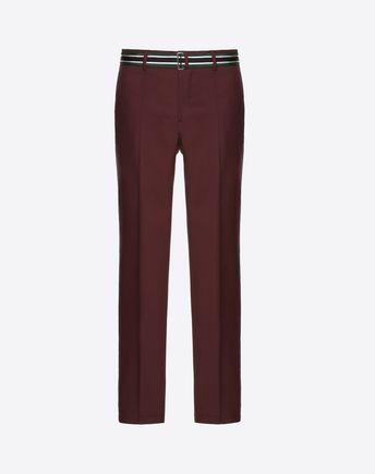 VALENTINO UOMO Trousers U Camou Shuffle jersey jogging bottoms f