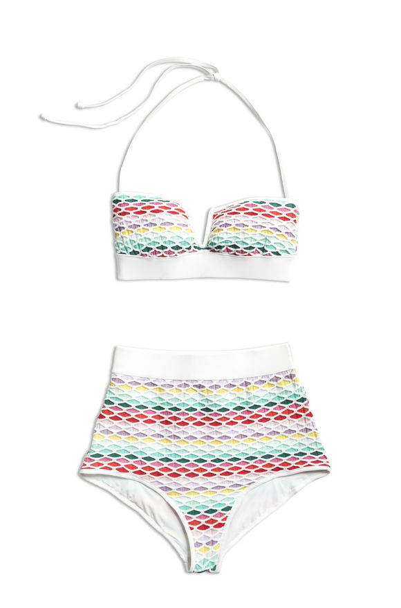 MISSONI Bikini White Woman