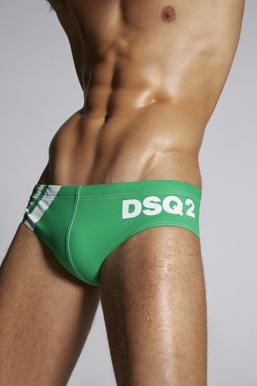 DSQUARED2 DSQ2 Swim Slips Beachwear Uomo