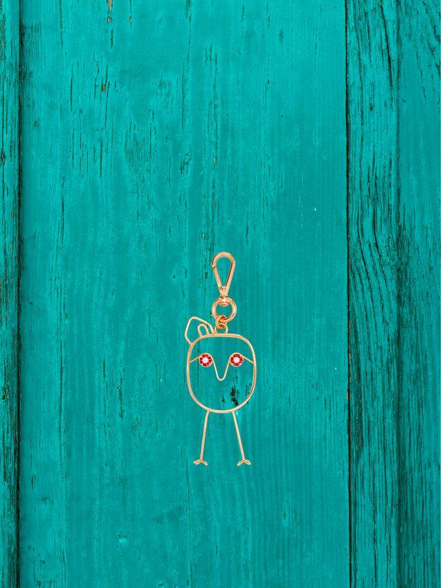 Marni MARNI MARKET SMITH metal charm with house detail Man - 1