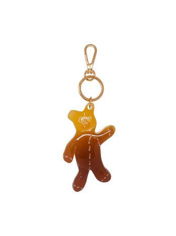 Marni Teddy bear charm in resin by Frank Navin Woman