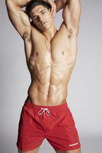 DSQUARED2 Icon Swim Shorts Swimming trunk Man