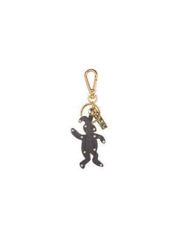 Marni Bunny-shaped key ring in wood Man