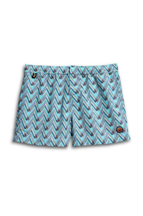 MISSONI Swimsuit Turquoise Man