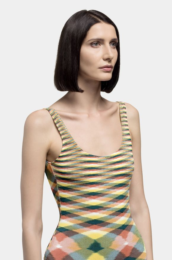 MISSONI One-piece Woman, Detail