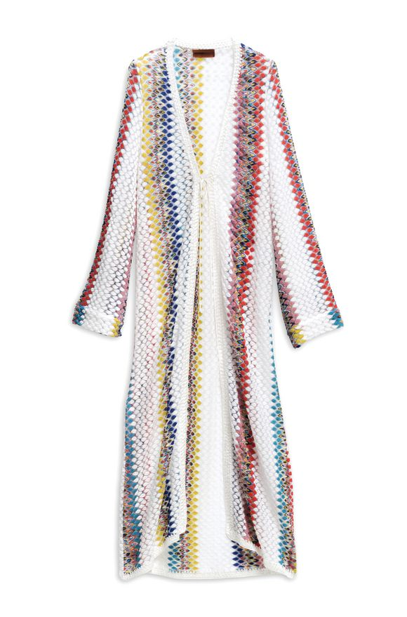 MISSONI Long beach coverall  Woman