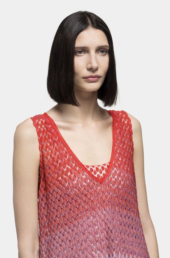 MISSONI Короткое пляжное платье Для Женщин, Детали