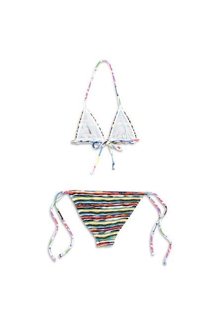 MISSONI KIDS Бикини Морская волна Для Женщин - Передняя сторона
