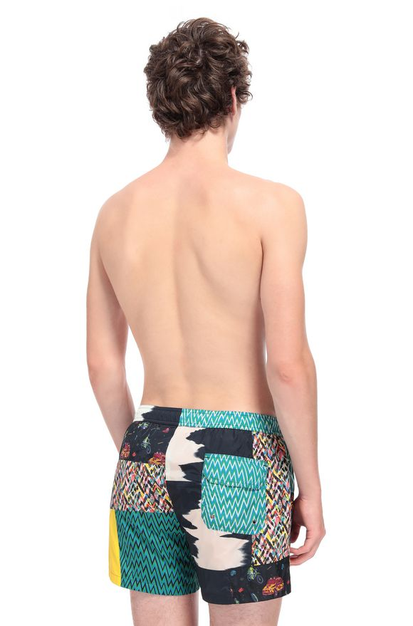 MISSONI Swimsuit Man, Rear view